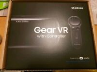 Samsung Gear VR 4 with controller