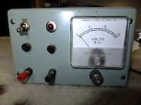 Power supply unit for scanners