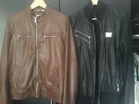 Zara and D&G jacket
