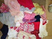 Baby girl 0-1 year clothes bundle