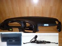 Left hand drive Europe type dashboard and steering rack BMW E36 1991 - 2000 LHD Conversion parts