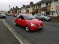 low Insurance group 2008 Ford KA climate in stunning Red ,mot until July 2018 ,px welcome