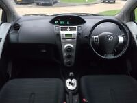 TOYOTA YARIS 2006**AUTOMATIC**2 OWNERS**2 KEYS**FULL SERVICE HISTORY**HPI CLEAR**