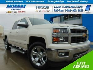 2014 Chevrolet Silverado 1500 2LZ LTZ *Power moon! *Heated & Coo