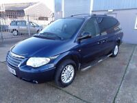 Chrysler Grand Voyager LX Auto 2.8 Warranty Included
