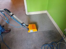 PROFESSIONAL CARPET CLEANING TWO ROOMS DEEP CLEANED