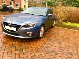 Mazda 3 SPORTS NAV 2l - Parking Camera + Sensors - Premium Bose Sound System