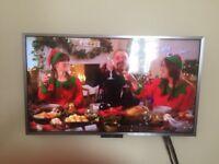 Sony Bravia KDL-42W807A Smart 3D TV Sony Webcam remote and wall bracket