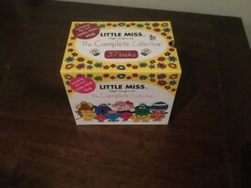Little Miss 'The Complete Collection' book set