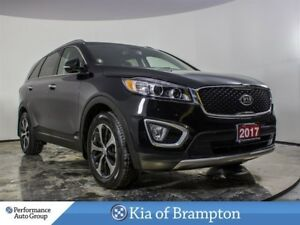 2017 Kia Sorento 2.0L EX TURBO. LEATHER. CAMERA. BLUETOOTH