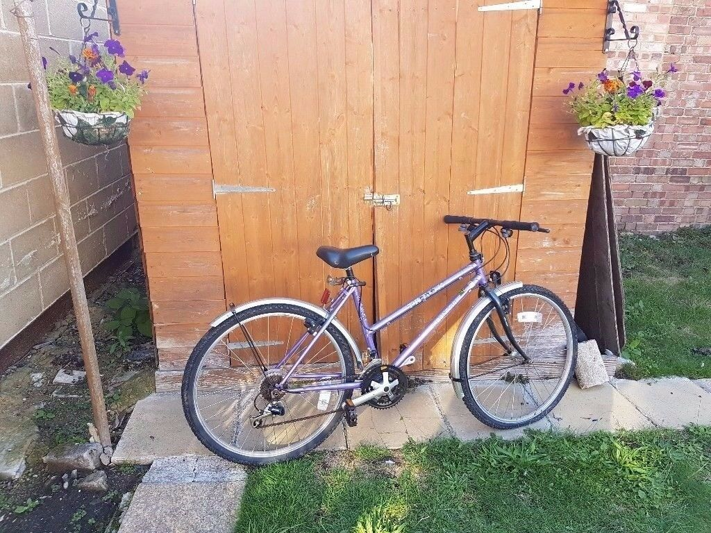 Ladies Dawes Bicycle with mudguards