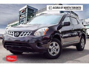 2012 Nissan Rogue S AWD CVT Accident Free| Parking Sensor| Bluet