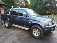 Mitsubishi, L200, Pick Up, 2006, Manual, 2477 (cc)