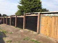 Garages for rent erith £17 per week