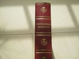 ENCYCLOPAEDIA BRITANNICA - Complete set of volumes from 1958