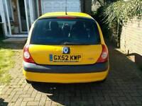 Renault Clio Diesel Van £475ono