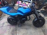 40cc mini moto