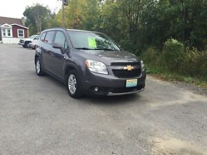 2012 Chevrolet Orlando LT GREAT CONDITION AN ECONOMICAL