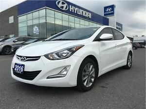 2016 Hyundai Elantra Sport *Sunroof-Alloys-Bluetooth*