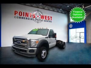 2011 Ford F550 4x4
