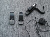 Nokia phones two of them