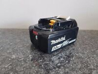 MAKITA 18v LXT LI-ION BL1830b (3AH) (BATTERY GAUGE) battery