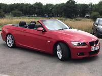 BMW 3 series convertible auto low limes