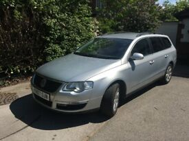 VW Silver Passatt SE TDI - 8 Months MOT GOOD CONDITION
