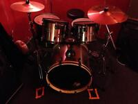 Mapex Drumkit shell pack