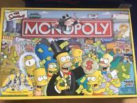 Simpson's Monopoly