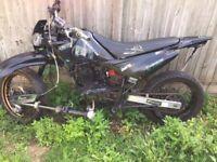 spares or repairs bike
