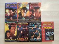 Star Trek: New Frontier Books 1-6 (Peter David) £12 (PLUS FREEBIE!)