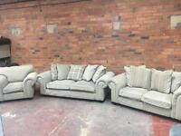Littlewoods 3 Piece Suite - 2+3 Seater Sofas + Armchair - UK Delivery