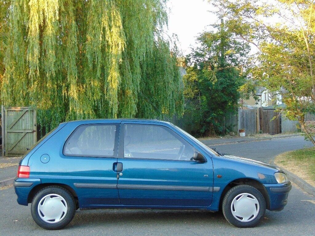 ONLY 21,800 GENUINE VERY LOW MILES!.. Peugeot 106 XL 1.1 Manual.. | in  Chesham, Buckinghamshire | Gumtree