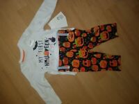 Baby Girl Halloween Outfit BNWT 0-3 MONTHS (FREE)