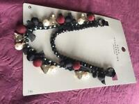 Costume jewellery from Zara brand new