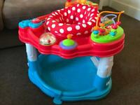 Baby activity centre.