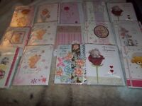 251 mothers day cards - all in cellophane - Immaculate condition - must be collected