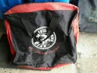 Landing net bag