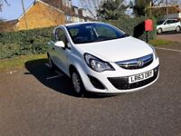 2013 corsa pertol 1.0 service history hpi clear good runner long mot, cheap tax