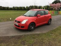 Suzuki swift 1.3 gl sz2 2010 low miles excellent condition