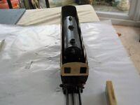 Live Steam O Gauge Steam Rail Car