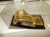 Signed Floyd Mayweather Boxing Glove