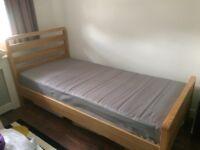 Woodstock Wooden Bed Frame