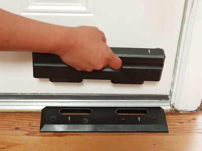 Door Security Bar | Stop Door Kick ins | Verifiably Strongest Brace Available