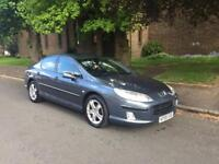 Peugeot 407 SE 2.0 HDI 136BHP 4DR.....Saloon, 2006 (06 Plate)