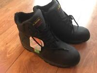 Brand new dr martens work boots