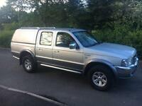 ford ranger 2.5 tdi 2005 05 double cab thunder Export Enquires Welcome ONE OWNER FROM NEW *