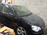 VW POLO UNFINISHED PROJECT 4X4