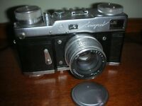 Leningrad Russian Camera